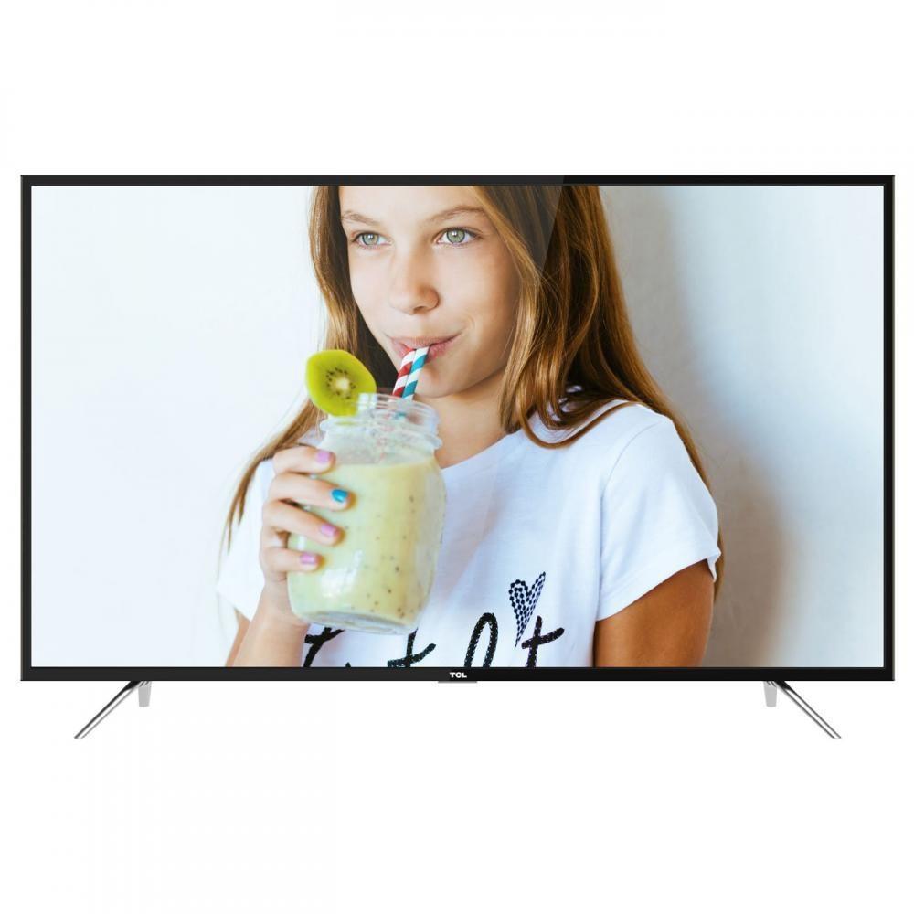 Телевизор TCL U65P6006 (PPI 1200, Ultra HD 4K, Smart TV, Wi-Fi, HDR, Dolby Digital Plus 2x8Вт, DVB-C/T2/S2)