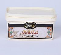 Декоративная штукатурка Persiya Gold / White Персия - Эльф Декор.Стоимость за фасовку 5 кг.