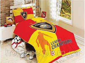 Детское постельное белье Halley Taraftar 3061 красный подростковое