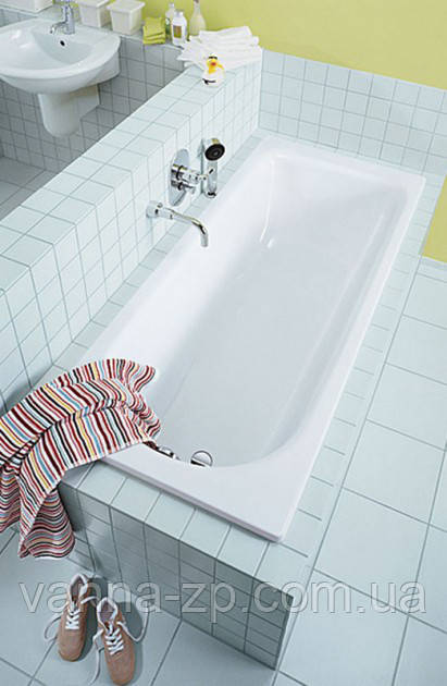 Ванна стальная KALDEWEI Eurowa mod 312 70х170 + с ножками