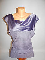 Блуза фирменная женская легкая NEXT 52-54р.266ж