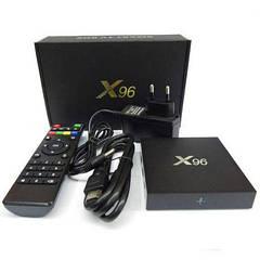 Медіаплеєр Android TV BOX X96 2GB+16GB Amlogic S905X