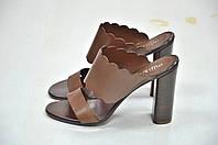 Сабо коричневые Minelli к.-563