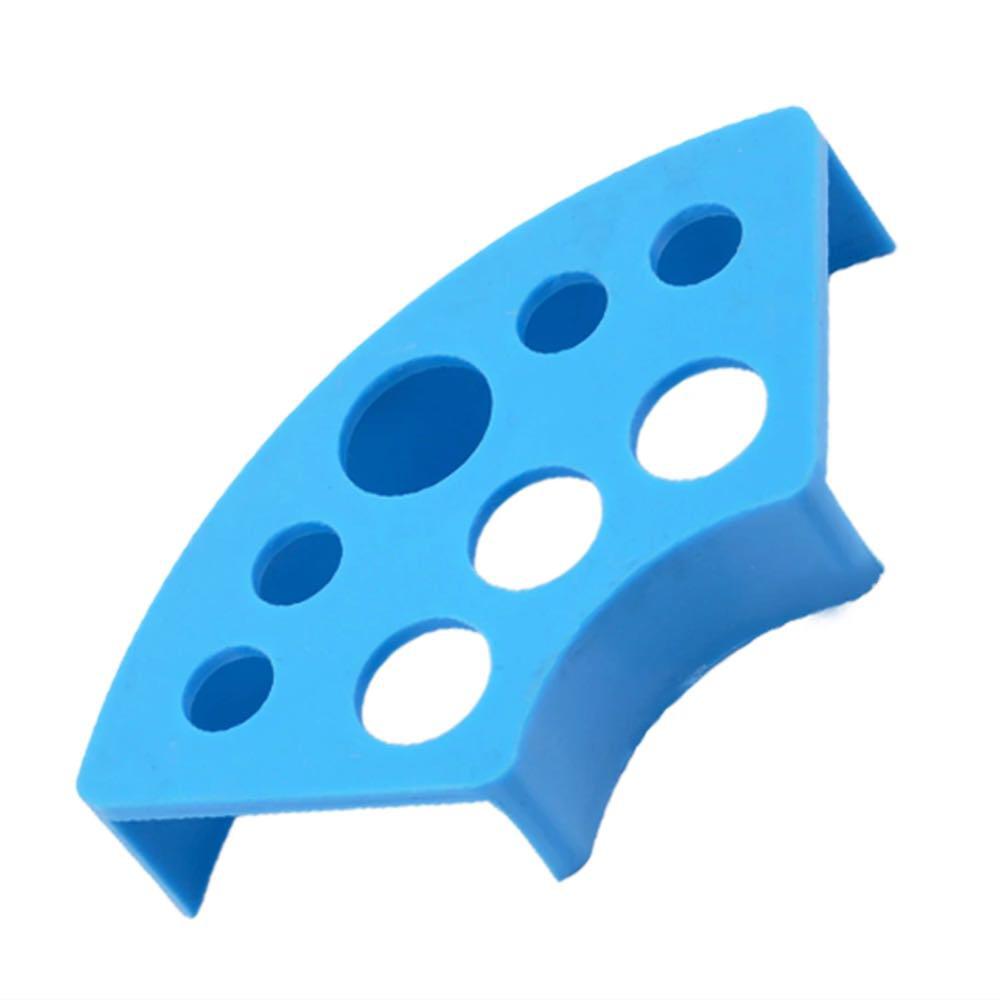 Підставка для капс пластикова, blue