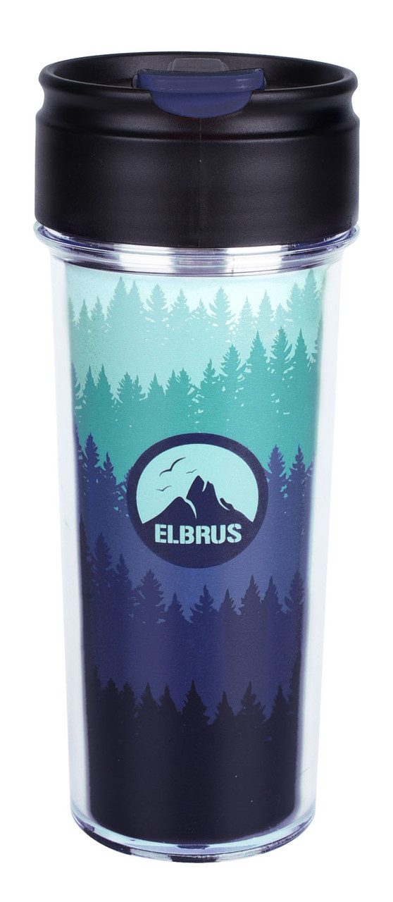 Термокружка Elbrus Dakos Forest 400 мл