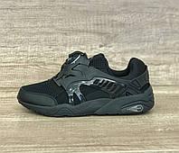 Мужские кроссовки Puma Disc Blaze черные