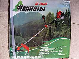 Бензокоса Карпаты БГ-3400