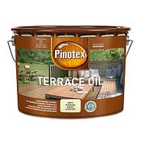 Деревозащитное масло PINOTEX TERRACE OIL, 10 л