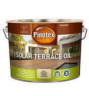 Масло для террас PINOTEX SOLAR TERRACE OIL, 2,33 л