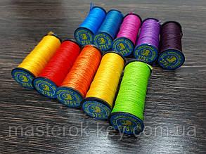 Набор капроновых нитей Текс №375 цветные
