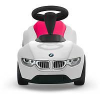 Дитячий автомобиль BMW Baby Racer III, White Raspberry Red Детский автомобиль БМВ
