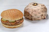 Бургер с курицой, бургер з куркою, чикен-бургер