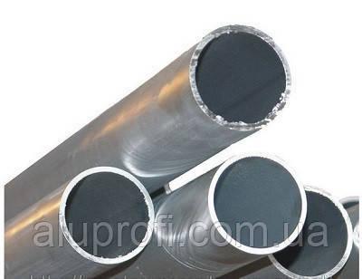 Труба  алюминиевая ф80 мм (80х3мм) сплав  АД31Т/6063
