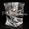 Стаканы для виски «Квадро», платина, 340 мл. BOHEMIA (199-1041), фото 2