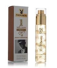 """Мини-парфюм мужской """"Paco Rabanne"""" 1 Million Prive pheromon 45 мл(реплика)"""