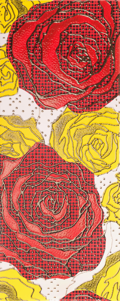 Плитка Sote Rose W YL (200x500 мм)