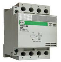 Магнітний пускач Промфактор МП EVO 4Р 25-63А