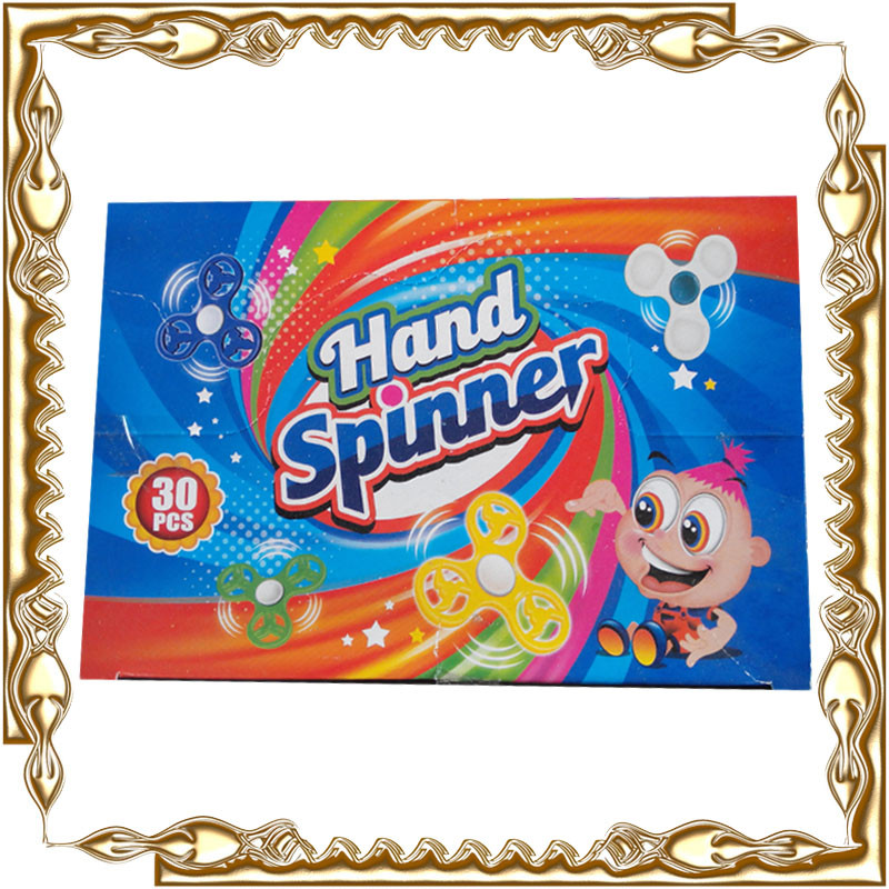 Стреляющий сахар + спиннер Hand Spinner 30 шт.