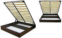 Короб кровати с подъемным мех-мом (мет. с ламелями) 1400х2000