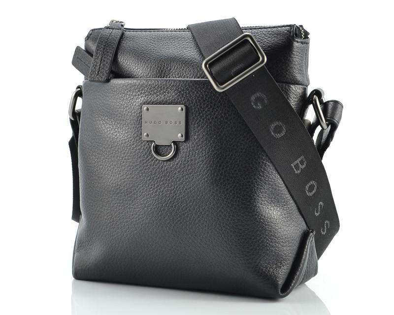 Кожаная мужская сумка Hugo Boss 5723