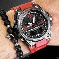 Мужские спортивные часы Casio G-Shock GR-2001 Red Strap копия, фото 1
