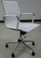 Офисное кресло для руководителя Q-04MBT средняя спинка