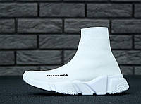 Женские кроссовки Balenciaga White 37 (реплика)