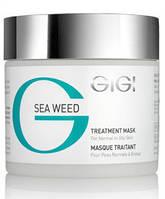 Лечебная маска Морские водоросли Treatment Mask SEA WEED LINE GIGI 260 мл
