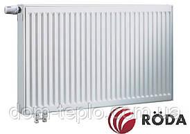 Радиатор стальной Roda Eco VK 500x1200 ➲ 22 Тип ➲ Нижние подключение