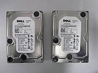 Жесткий диск для компьютера SATA DELL 1Tb Black