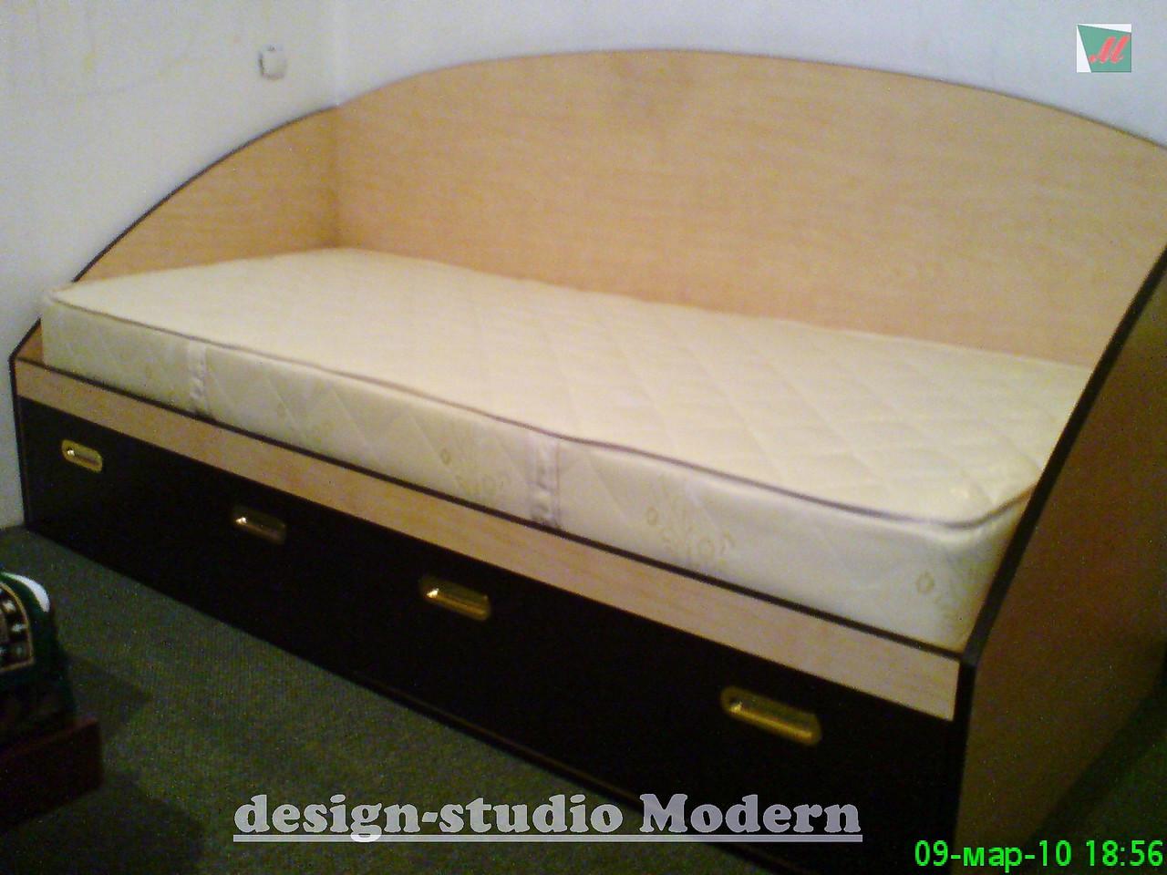 Кровать 10-07
