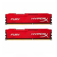Оперативна память Kingston HyperX FURY 1600 8GB Red