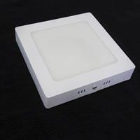 Светильник накладной квадрат 12W LED