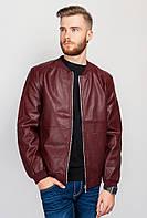 Куртка мужская стильная  712K002 (Марсала)