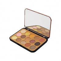 Палетка теней Glam Reflection - 15 Color Shadow Palette: Gilded BH Cosmetics Оригинал