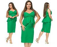 Изумительное женское платье ткань *льняное полотно* 46, 48, 50, 52 размер батал