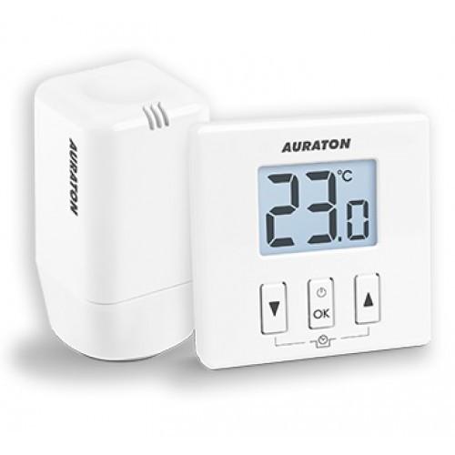 Беспроводной термостат и головка для управления радиаторами Auraton 200 TRA
