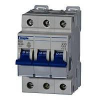 Автоматический выключатель Doepke DLS 6i B6-3 (тип B, 3пол., 6 А, 10 кА), dp09916089