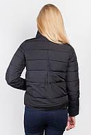 Куртка теплая женская 733K002 (Черный)