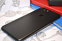 """Виниловая наклейка """"Чёрный мат """" Iphone 7 PLUS (0,2 mm)"""