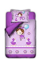Детское постельное белье в кроватку VICTORIA Baloon