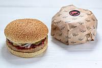 Бургер с свининой, бургер з свининою, порк-бургер