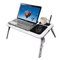 Столик подставка для ноутбука E-Table Хит продаж!