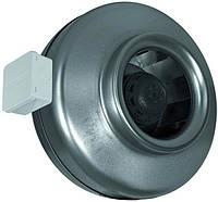 Вентилятор канальный круглый  RV 160L