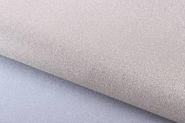 Бумага для упаковки подарков в листах арт001, серебро