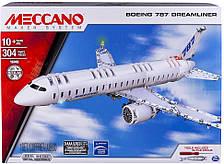 Конструктор Meccano арт 6028402 25*35*6 см, Boeing, в коробке