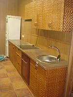 Кухоная плетеная мебель из лозы, фото 1