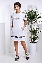 Женское приталенное платье (Джесси lzn), фото 2
