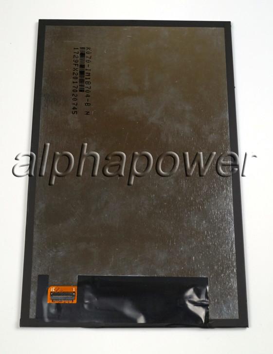 Дисплей (матрица) планшета Irbis TZ738
