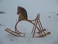 Качалка-лошадь для детей